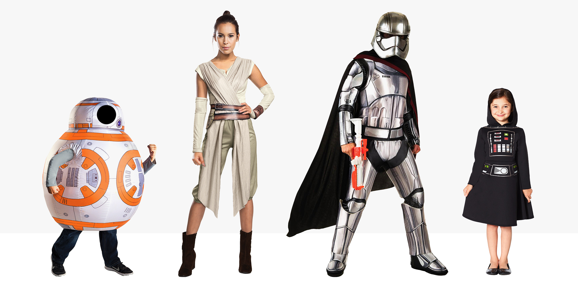 17 best star wars halloween costumes for 2018 star wars costume ideas for kids and adults. Black Bedroom Furniture Sets. Home Design Ideas