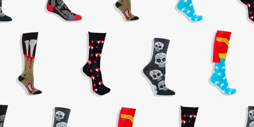 14 Best Halloween Socks in 2018 - Silly Socks to Wear This Halloween