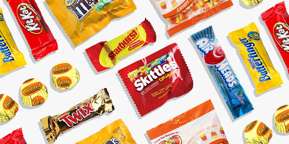 halloween candy - 2017 Halloween Candy