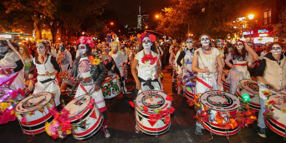 NYC Halloween Parade 2018 - Everything You Need to Know About ...