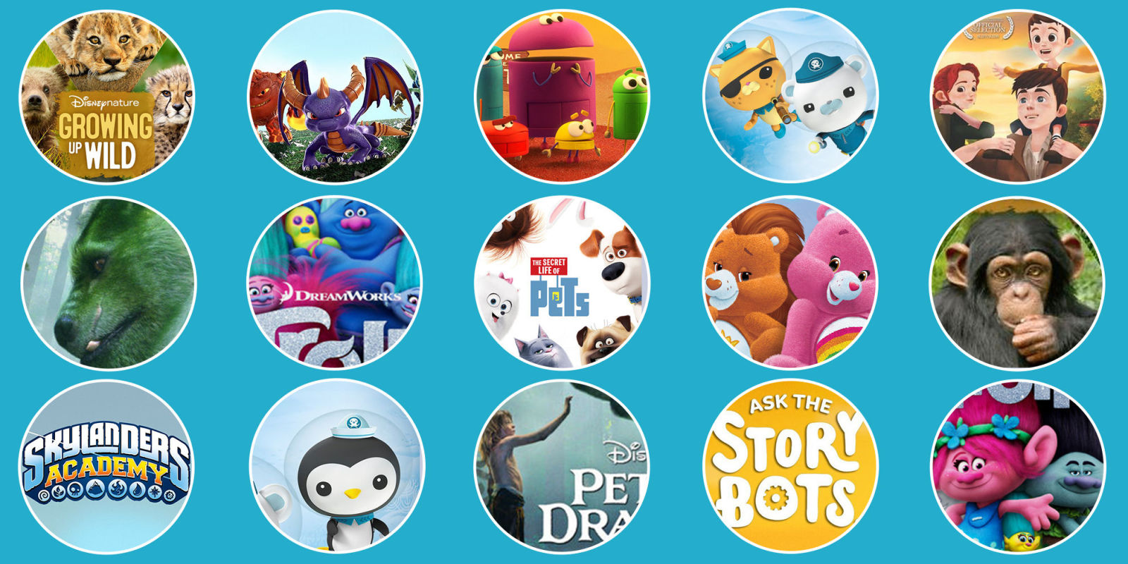 Coolest Living Rooms 12 Best Tv Shows And Movies On Netflix For Kids Right Now