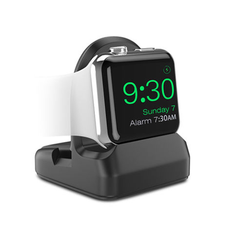 how to know if aple watch is fully charged