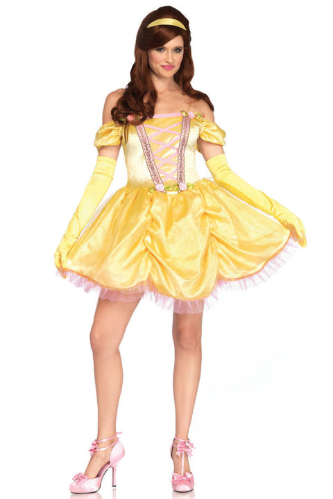belle beauty and the beast halloween costume - Beauty Halloween Costume