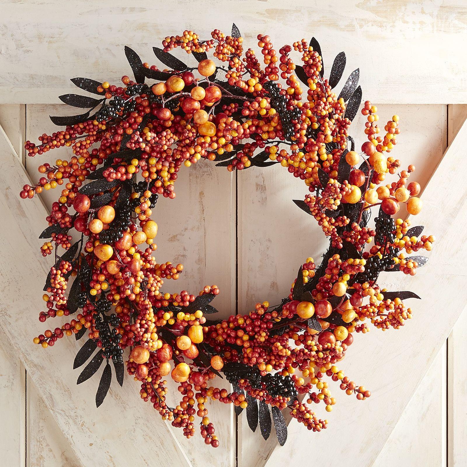 8 Best Halloween Wreaths For 2018