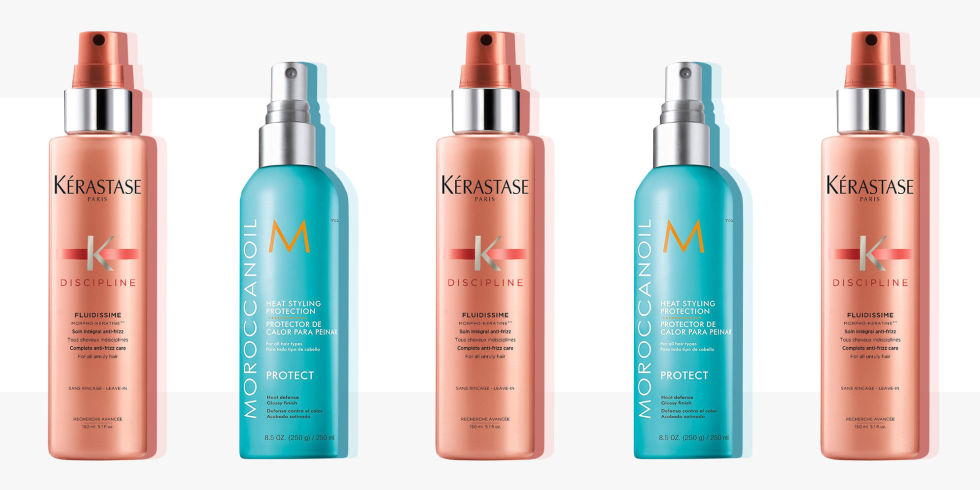 Best Heat Styling Products For Fine Hair Simple 15 Best Heat Protection Sprays For 2018  Thermal Protectant Spray .