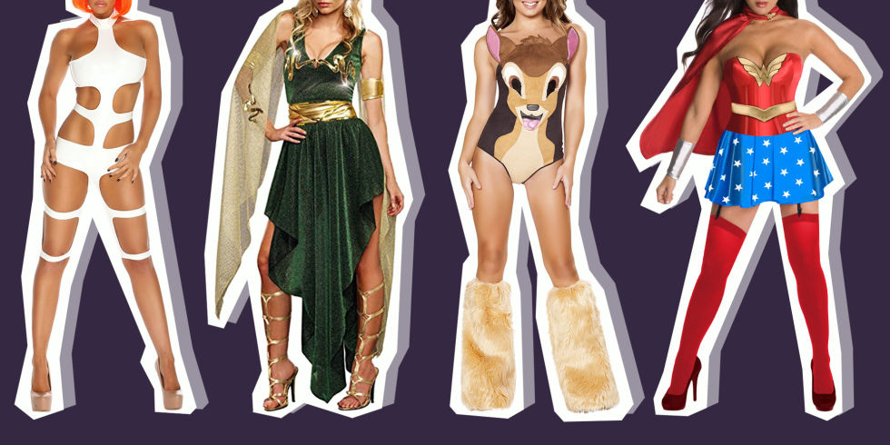 16 Best Sexy Halloween Costumes for Women in 2018 - Sexy and Cute ...