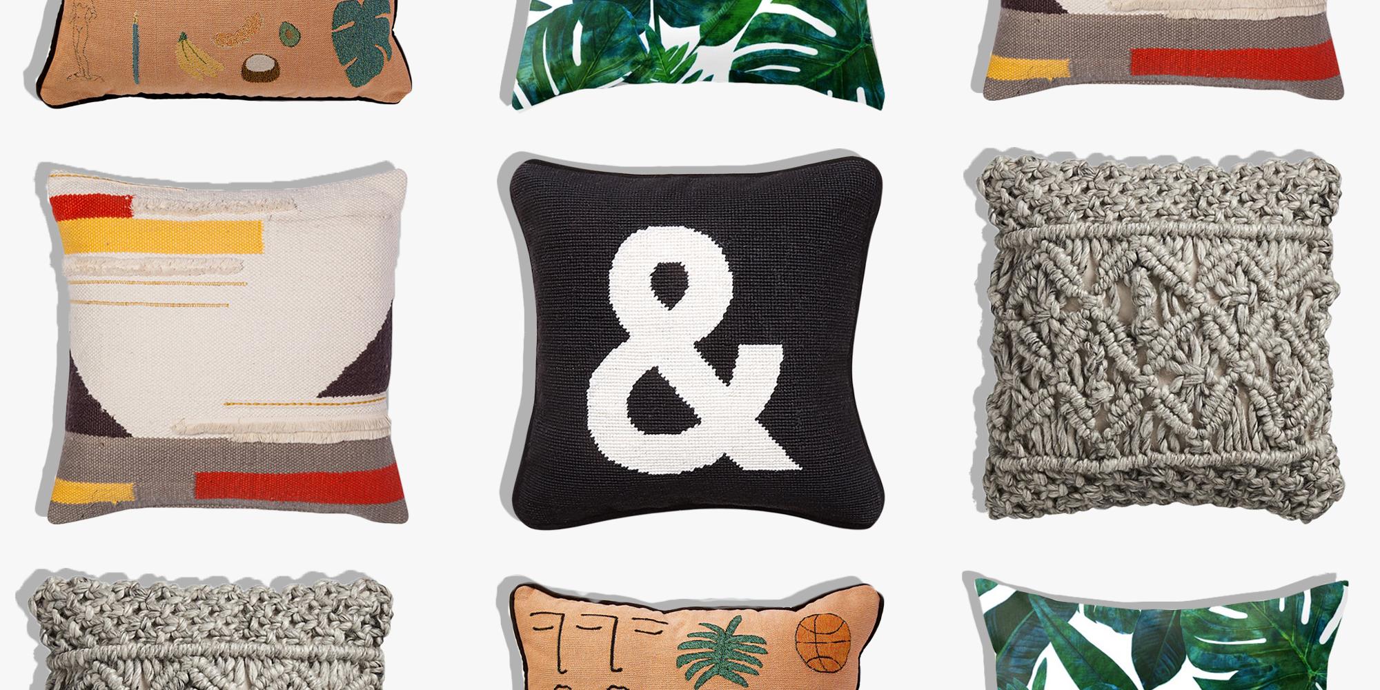 Best Decorative Throw Pillows : 13 Best Decorative Throw Pillows in 2018 - Comfy Couch Throw Pillows