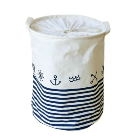 best baby and nursery laundry hampers baskets and more nautical