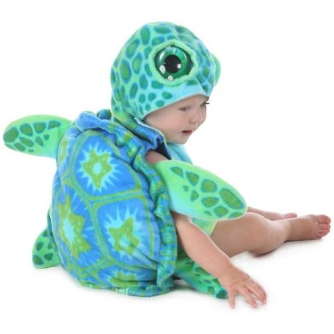 princess paradise baby sea turtle - Monsters Inc Baby Halloween Costumes
