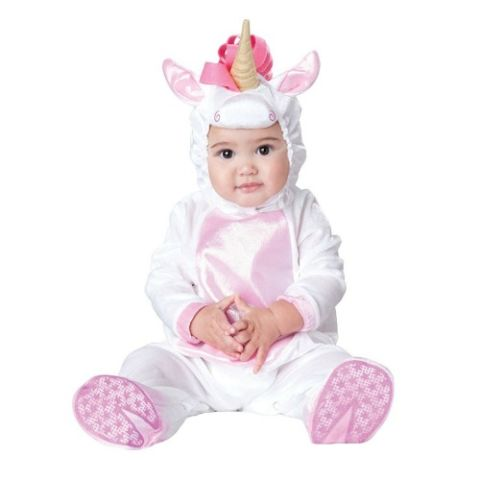 incharacter baby magical unicorn costume - Toddler And Baby Halloween Costume Ideas