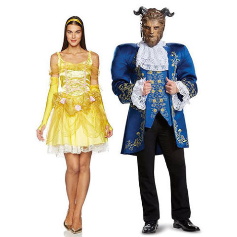 beauty and the beast halloween costumes - Beauty Halloween Costume