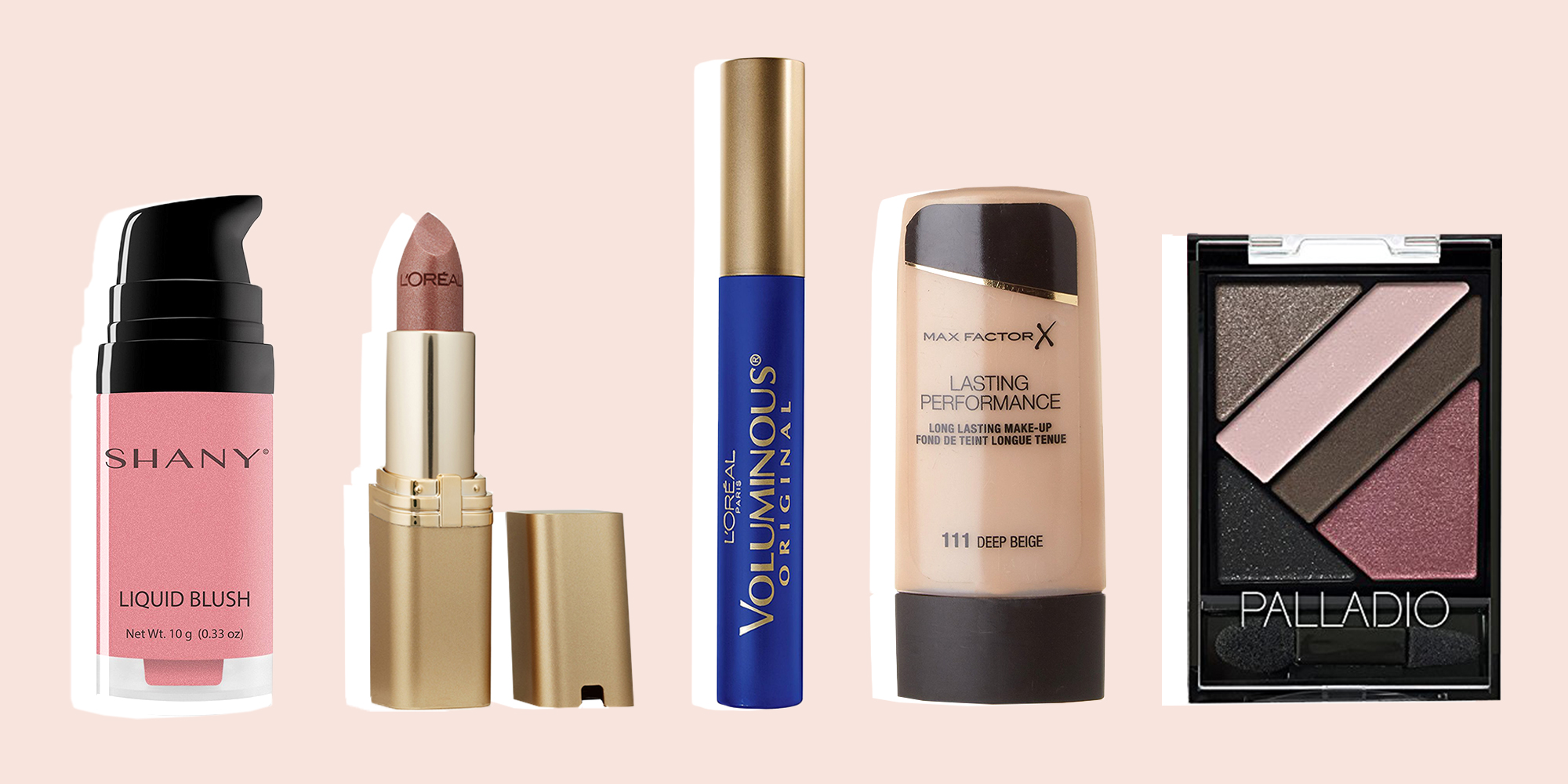 50 Best Cheap Makeup Products for Fall 2017