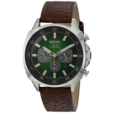 11 Best Solar Powered Watches In 2018 Casio And Seiko