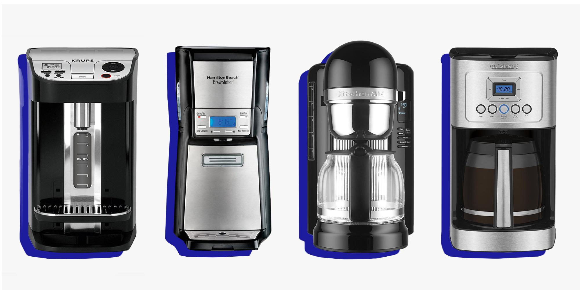 best coffee machine brand