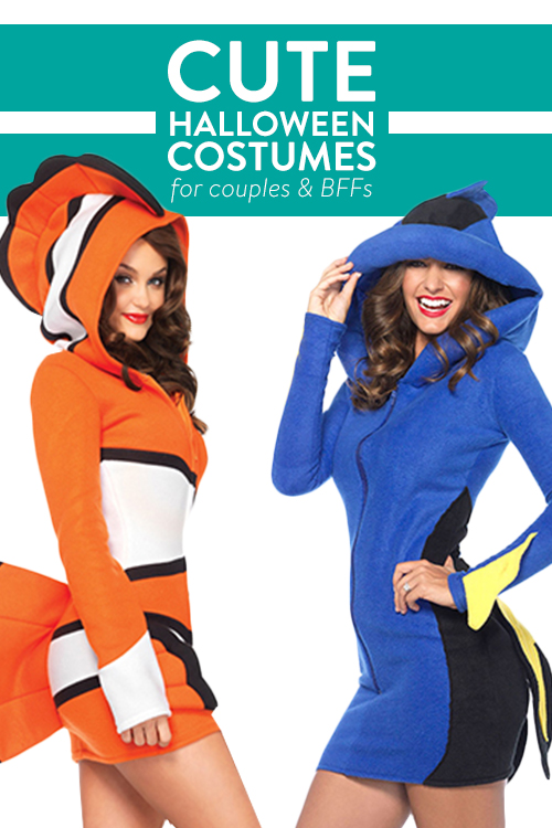 15 best couples costumes for halloween 2017 couples halloween costume ideas - Cute Bff Halloween Costumes