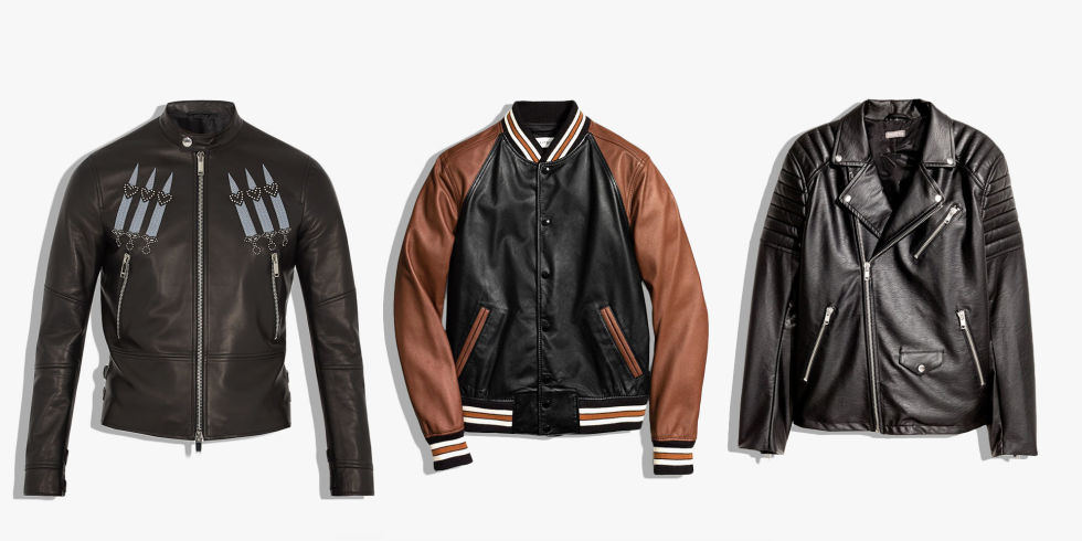 8 Best Leather Jackets for Men in 2017 - Mens Leather Jackets for Fall