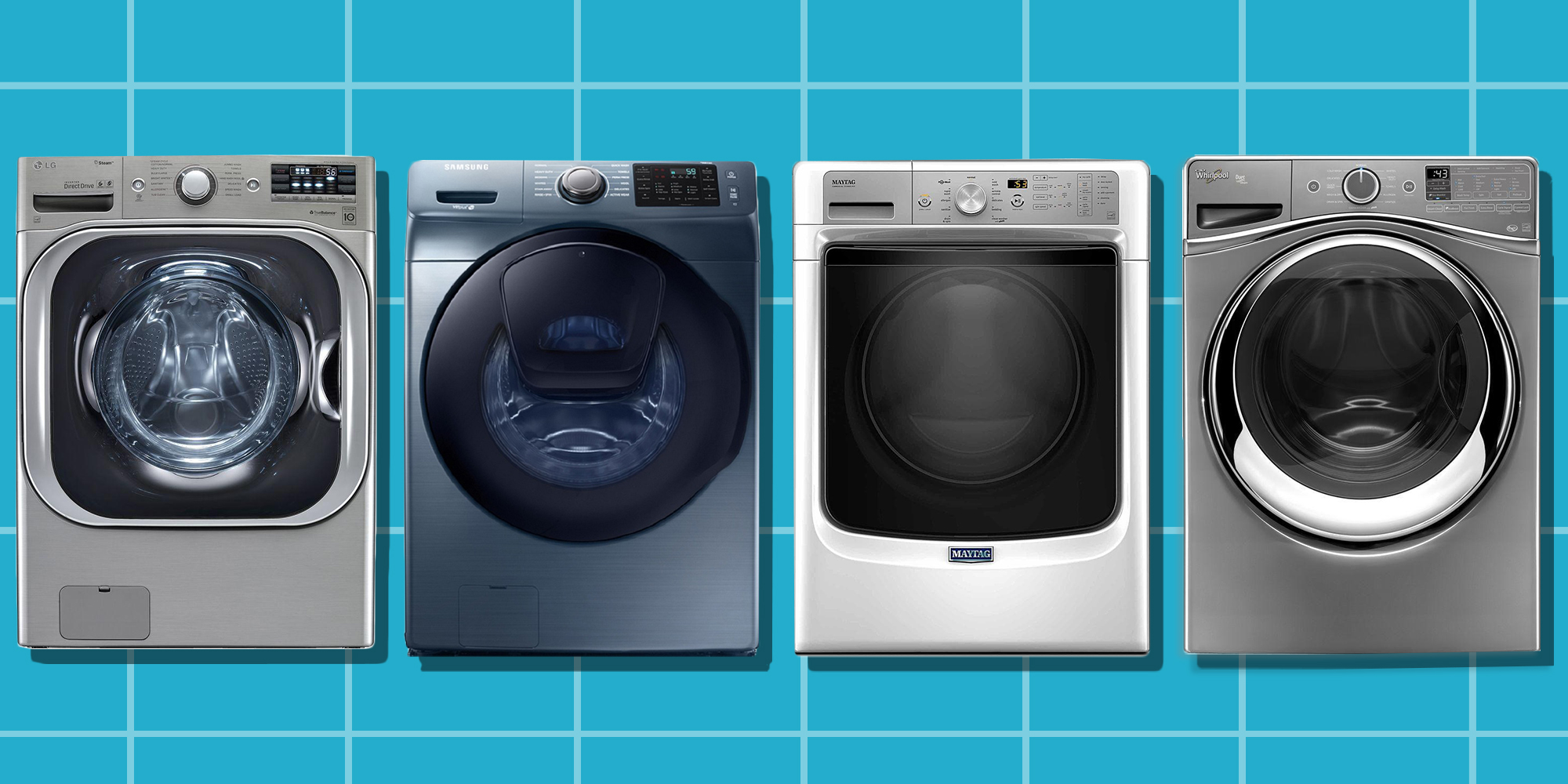 11 Best Washing Machine Reviews Of 2017 Top Rated