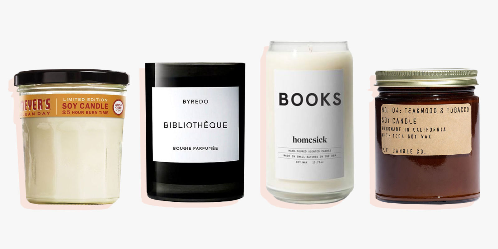10 best scented candles for fall 2017 decorative scented