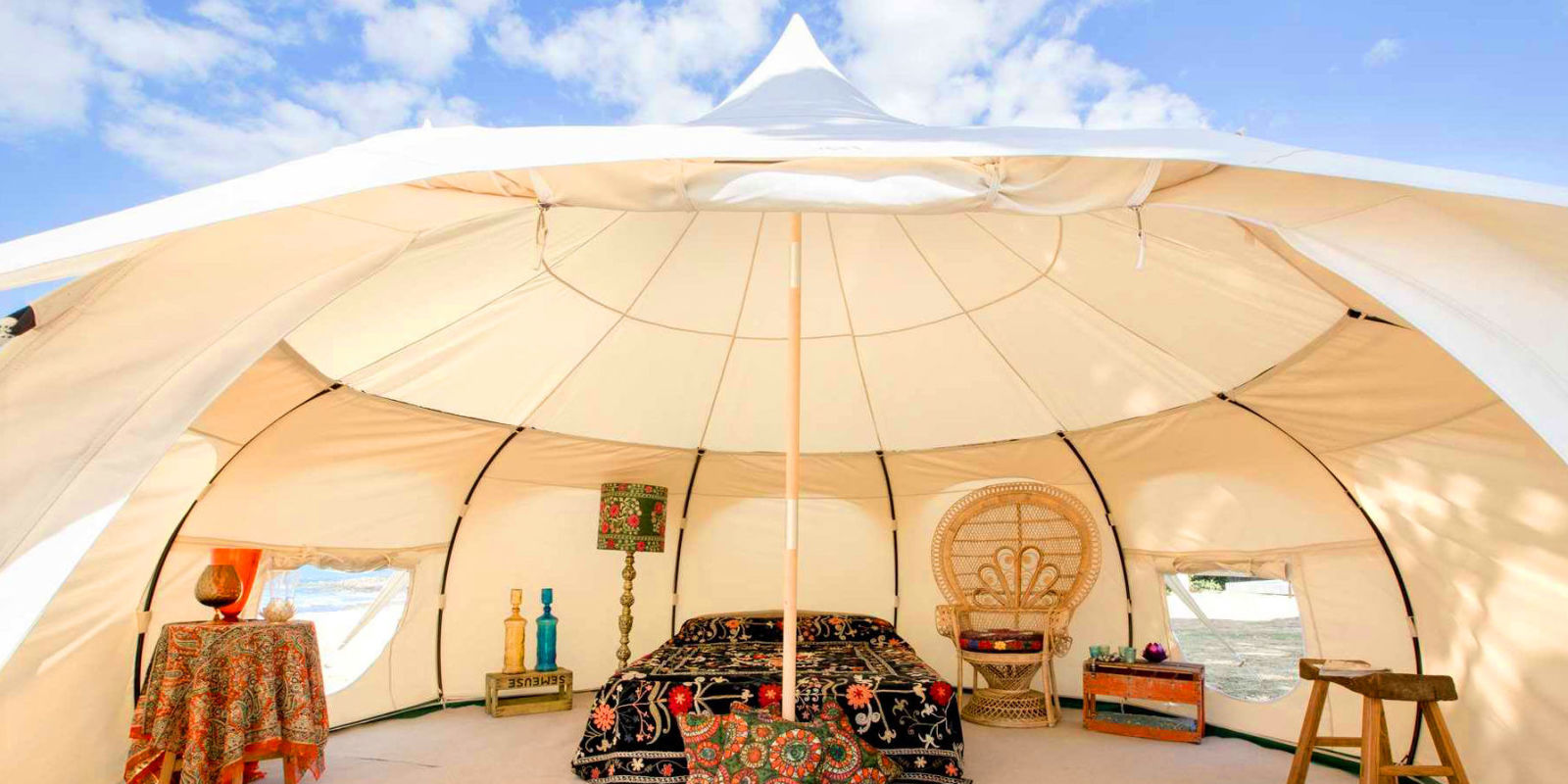11 Best Glamping Tents Of 2018 Luxury Camping