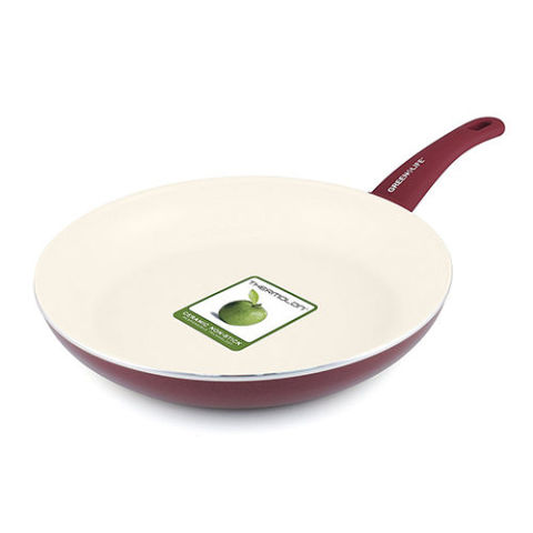 greenlife soft grip 12inch ceramic nonstick open frypan - Best Non Stick Frying Pan