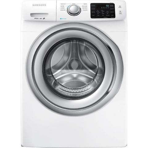 samsung wf42h5200aw 42 cubic foot frontload washer w steam washing - Best Rated Washer And Dryer