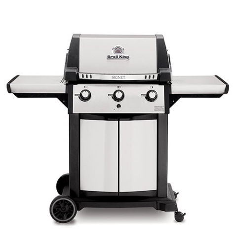 7 under 450 broil king signet 3burner natural gas grill - Natural Gas Grill