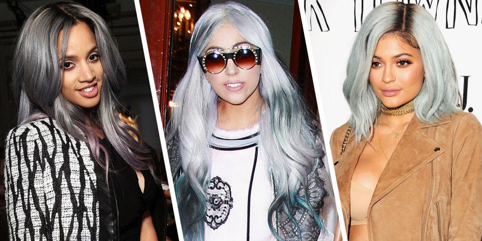 Best Grey & Silver Hair Dye of 2018 - Best Grey Hair Color for ...