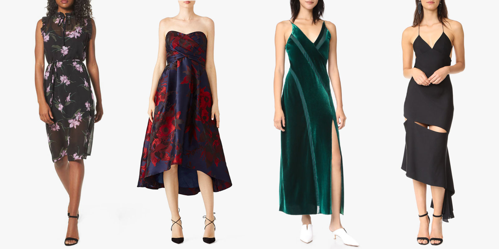 Best Wedding Guest Dresses For Fall Stylish Dresses To