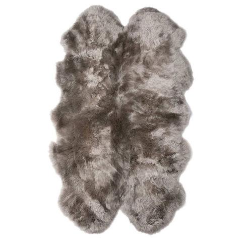 parker wool quarto sheepskin rug