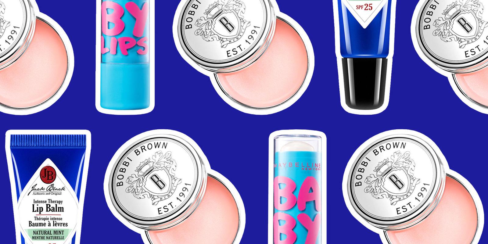 10 Best Lip Balms for Fall 2018