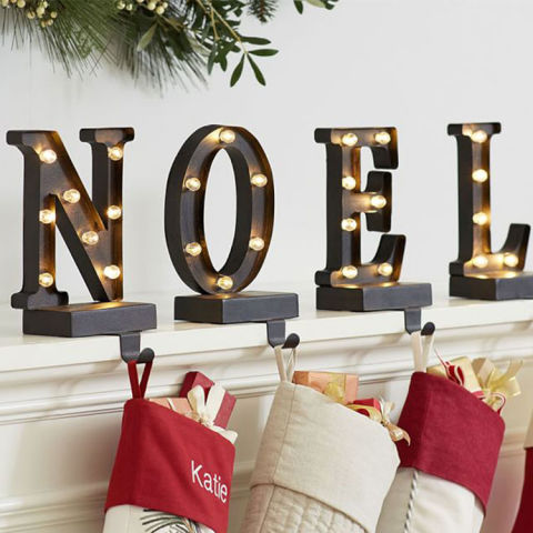 11 Best Christmas Stocking Hangers for 2017 - Christmas Stocking ...