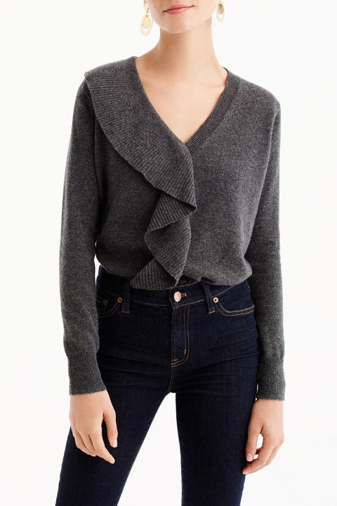 10 Best Cashmere Sweaters for Fall 2018 - Stylish Womens Cashmere ...