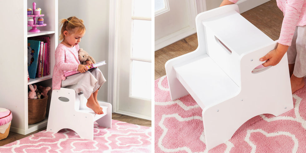 Step stools donu0027t just give your kids a couple extra inches of height. They can also boost their confidence to be able to do things for themselves. & 11 Best Kids Step Stools in 2017 - Safe Step Stools for Kids and ... islam-shia.org