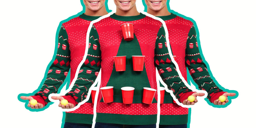 16 Best Ugly Christmas Sweaters to Wear in 2017 - Funny and Ugly ...