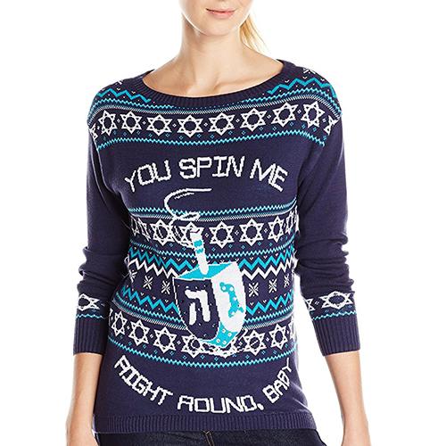 9 Best Ugly Hanukkah Sweaters For 2018 Funny Hanukkah