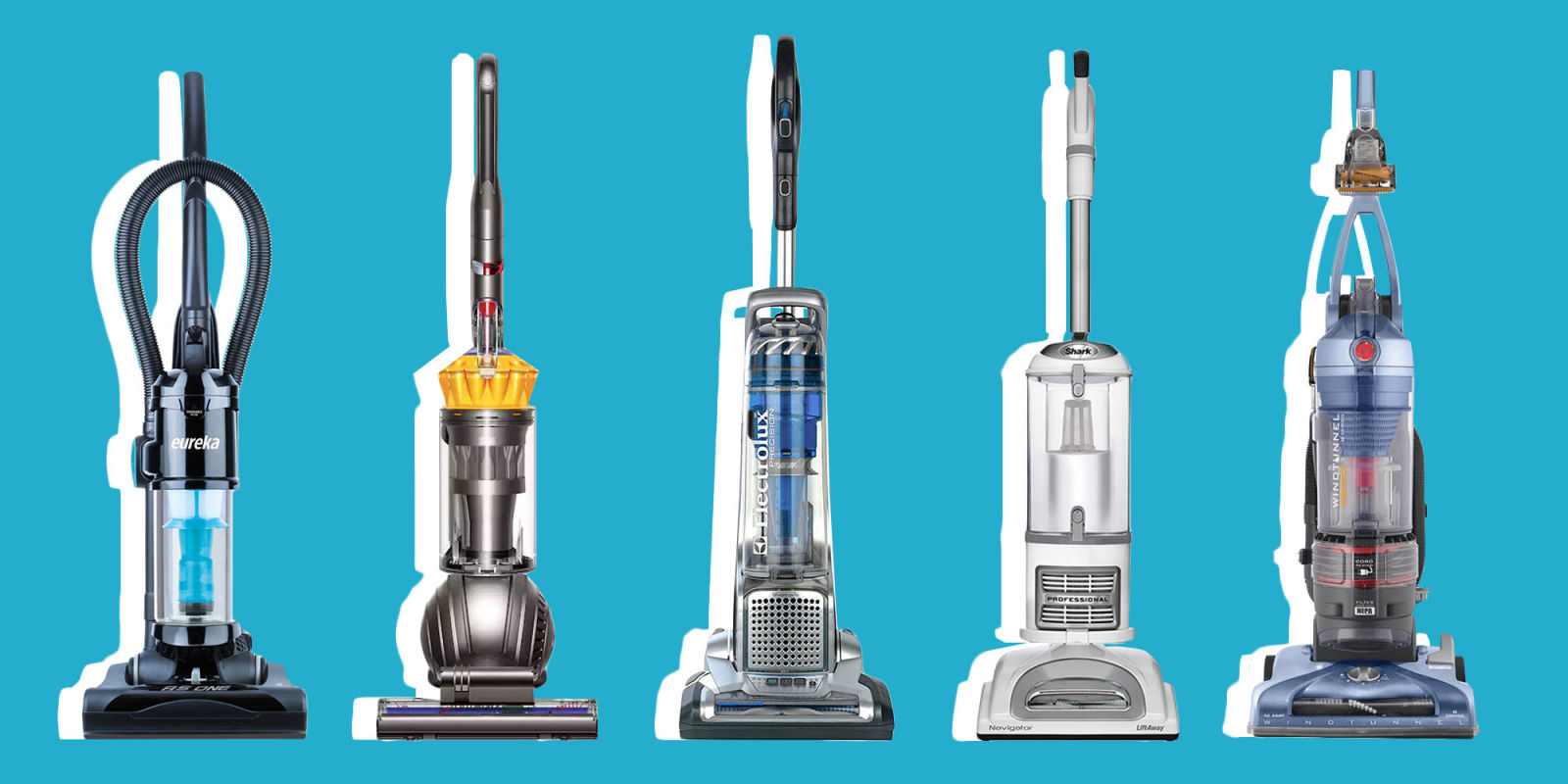 17 best vacuum cleaners of 2017 reviews of dyson shark hoover - Top Ranked Vacuum Cleaners