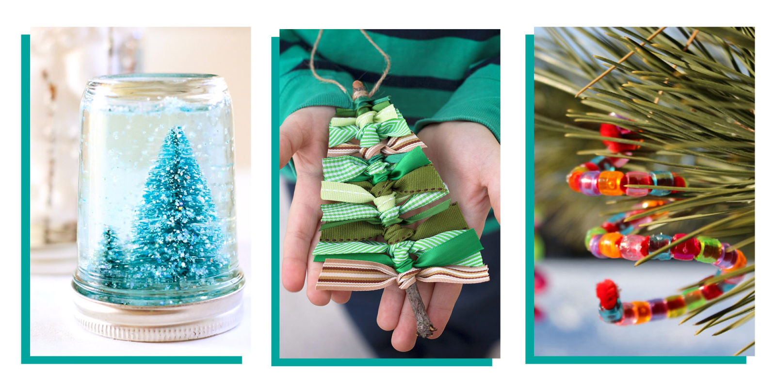 13 best christmas crafts for kids in 2018 fun and easy for Easy homemade christmas craft ideas