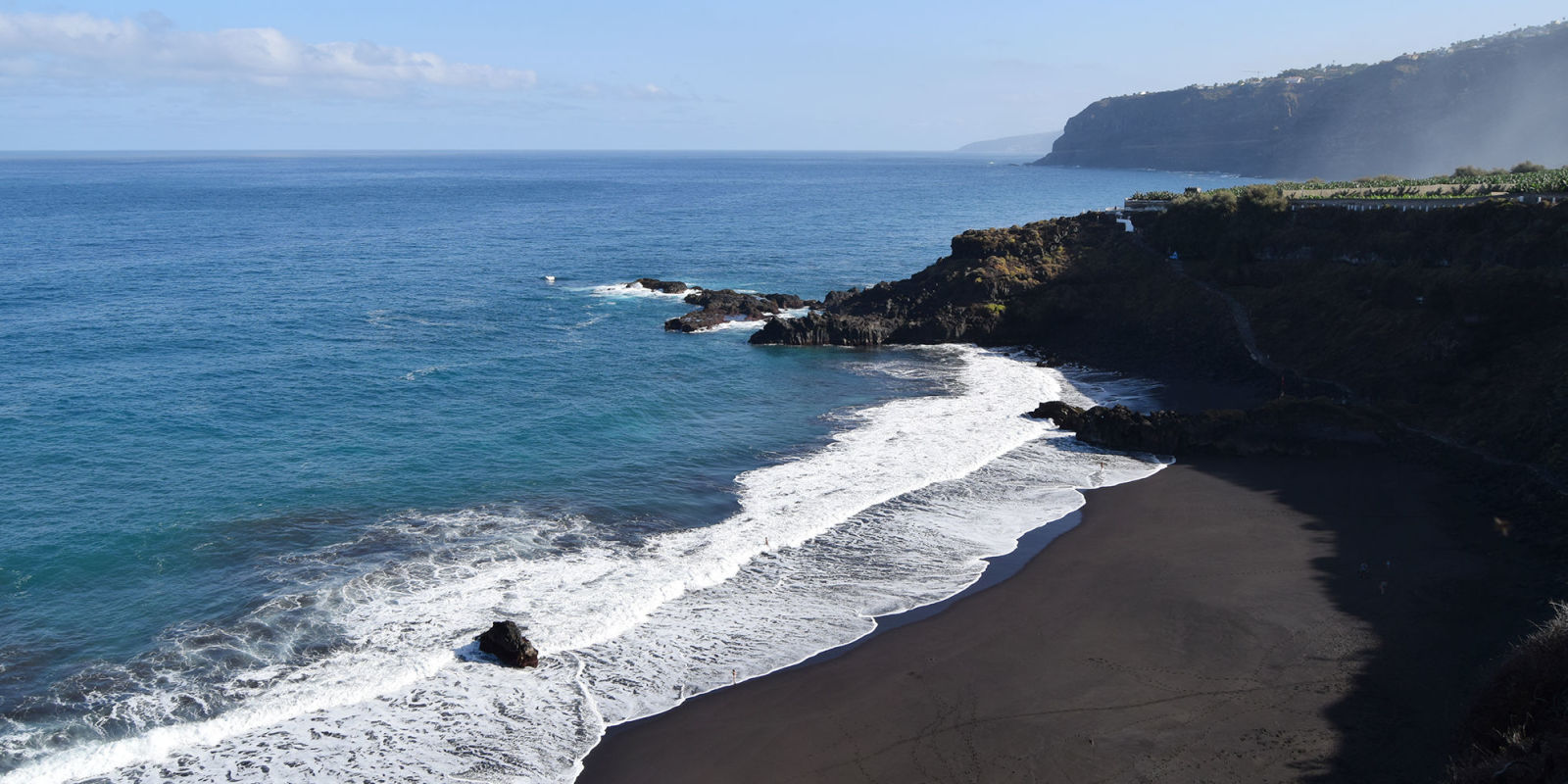 12 Best Black Sand Beaches To Visit In 2018 Beautiful Black Beaches In The World