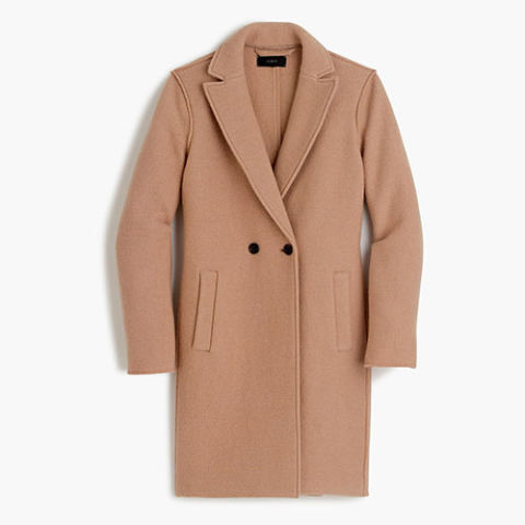 8 Best Camel Coats for Winter 2017 - Womens Double Breasted and ...