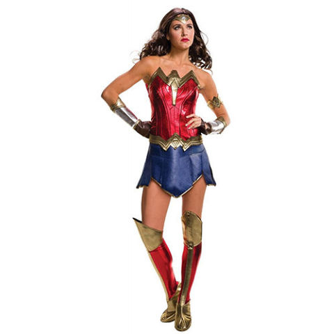 wonder woman costume - Halloween Costume For Adults 2017