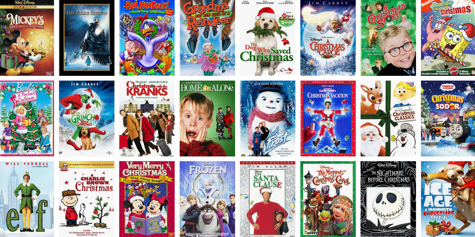 31 Best Christmas Movies For Kids Kids Christmas Movies