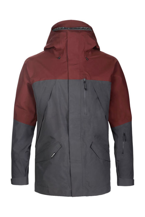 Many of these winter jackets have handy features such as adjustable hoods and pockets that allow you to bring your phone or music player along safely so that you can listen to your favorite tunes while you ride. Special Blend Womens Snowboard Jackets. Womens Under Armour Snowboard Jackets. Volcom Womens Snowboard Jackets. Powder Room (1.