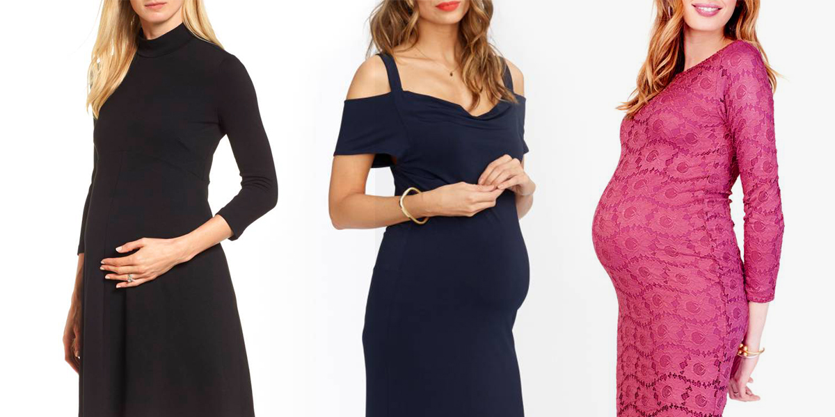 9 formal maternity dresses to wear as a wedding guest for Pregnant wedding guest dress