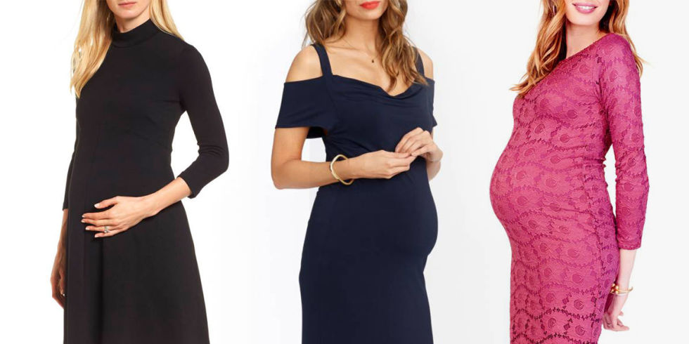 9 Formal Maternity Dresses To Wear As A Wedding Guest