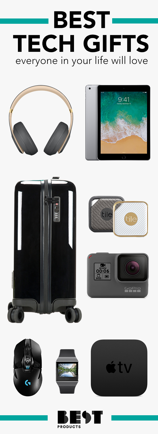 65 Best Tech Gifts for 2017 - Top Tech Gift Ideas for Gadget Lovers