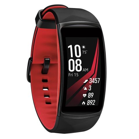 Samsung Gear Fit2 Pro Fitness Tracker