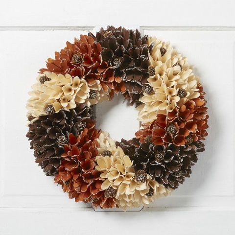 16 Best Fall Wreaths For 2018 Beautiful Front Door Fall