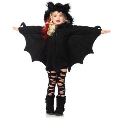 toddler cozy bat costume