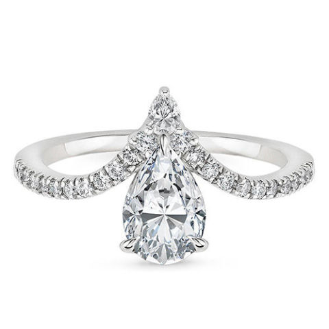 22 most unique engagement rings of 2018 affordable alternative brilliant earth nouveau diamond ring junglespirit Choice Image