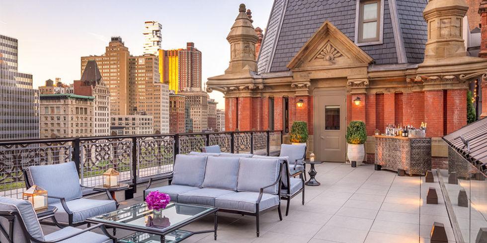 Turret Suites  The Beekman   New York  New York. 10 Best Luxury Hotel Rooms Around the World   Luxury Hotel Rooms
